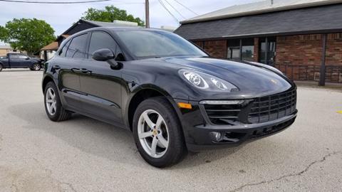 2017 Porsche Macan for sale in Keller, TX