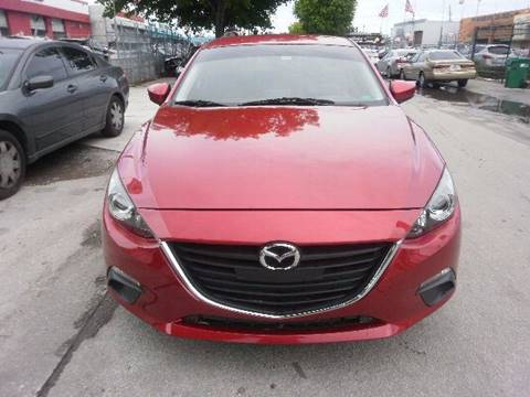 2015 Mazda MAZDA3 for sale in Hollywood, FL