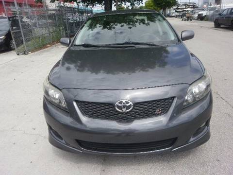 2010 Toyota Corolla for sale in Hollywood, FL