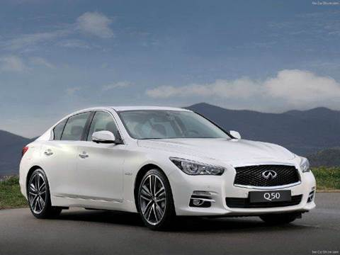2020 Infiniti Q50 for sale at Xclusive Auto Leasing NYC in Staten Island NY