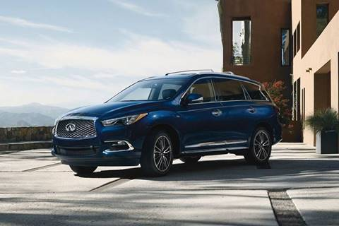 2020 Infiniti QX60 for sale at Xclusive Auto Leasing NYC in Staten Island NY