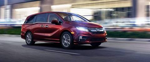 2019 Honda Odyssey for sale in Staten Island, NY