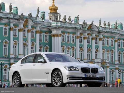 2020 BMW 7 Series for sale at Xclusive Auto Leasing NYC in Staten Island NY