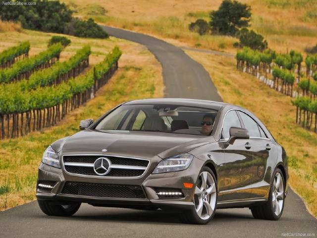 2018 Mercedes Benz Cls Class In Staten Island Ny