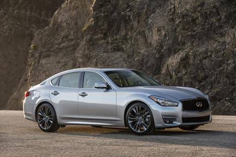 2020 Infiniti Q70 for sale at Xclusive Auto Leasing NYC in Staten Island NY