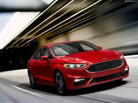 2020 Ford Fusion for sale at Xclusive Auto Leasing NYC in Staten Island NY