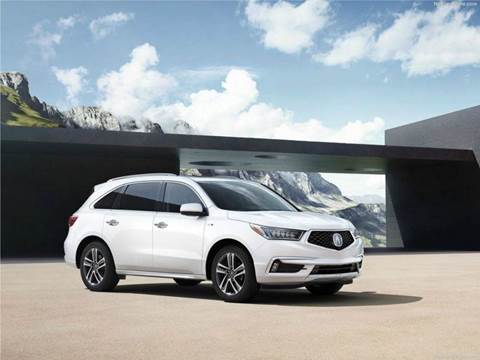 2020 Acura MDX for sale at Xclusive Auto Leasing NYC in Staten Island NY