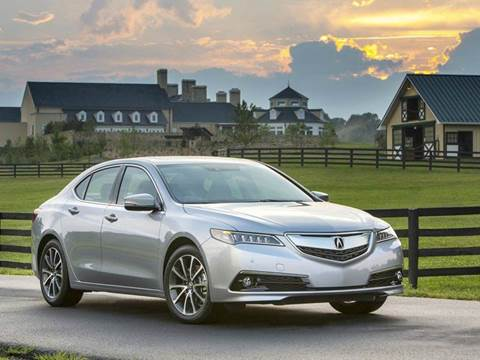 Acura TLX For Sale Carsforsalecom - 2018 acura tl for sale