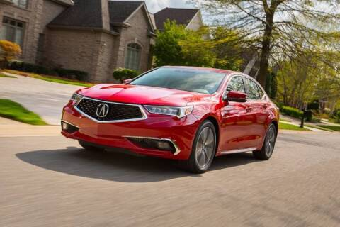 2020 Acura TLX for sale at Xclusive Auto Leasing NYC in Staten Island NY