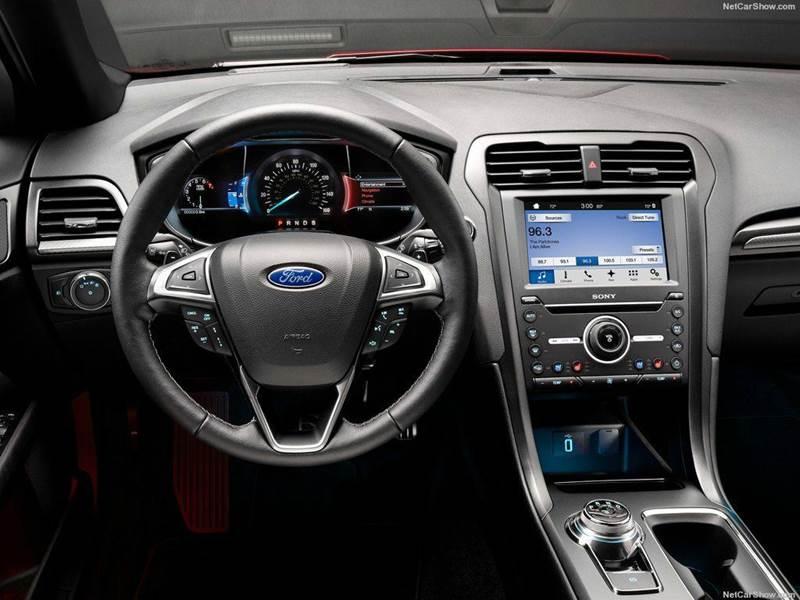 2018 Ford Fusion Titanium 4dr Sedan In Staten Island Ny Xclusive
