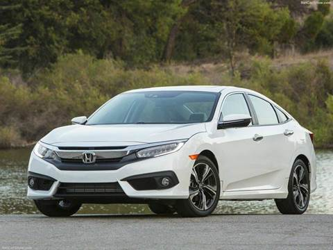 2021 Honda Civic for sale at Xclusive Auto Leasing NYC in Staten Island NY