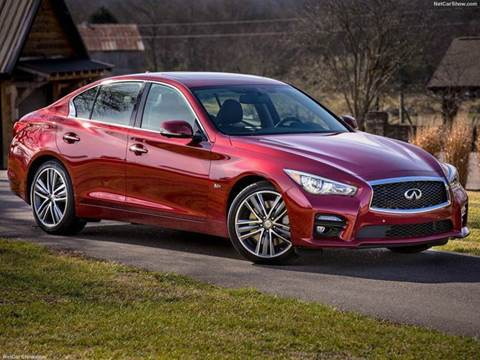 2021 Infiniti Q50 for sale at Xclusive Auto Leasing NYC in Staten Island NY