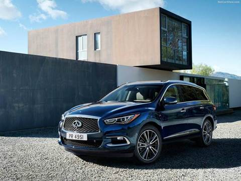 2021 Infiniti QX60 for sale at Xclusive Auto Leasing NYC in Staten Island NY