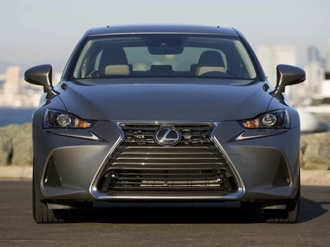 2020 Lexus IS 350 for sale at Xclusive Auto Leasing NYC in Staten Island NY