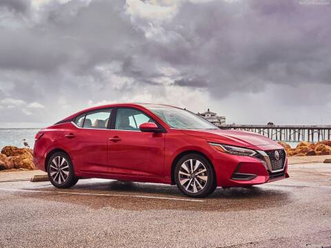 2020 Nissan Sentra for sale at Xclusive Auto Leasing NYC in Staten Island NY