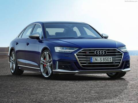 2020 Audi S8 for sale at Xclusive Auto Leasing NYC in Staten Island NY