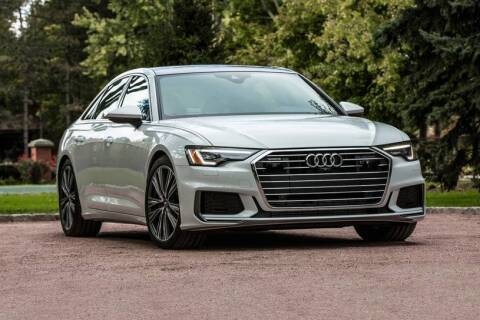 2020 Audi A6 for sale at Xclusive Auto Leasing NYC in Staten Island NY