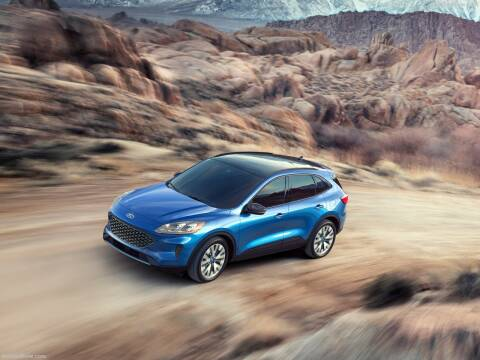 2020 Ford Escape for sale at Xclusive Auto Leasing NYC in Staten Island NY