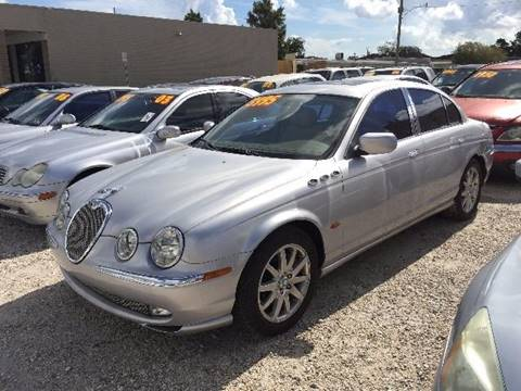 Awesome 2001 Jaguar S Type For Sale In Kenner, LA