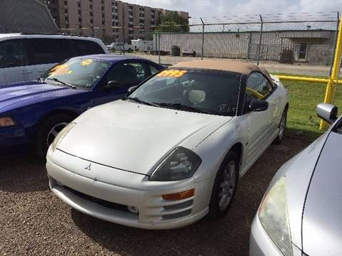 2002 Mitsubishi Eclipse Spyder for sale in Kenner, LA