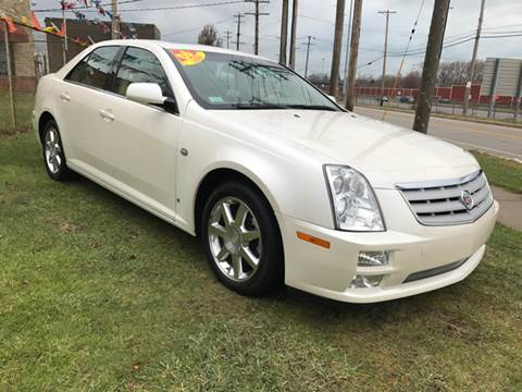 cadillac sts for sale in cleveland oh. Black Bedroom Furniture Sets. Home Design Ideas