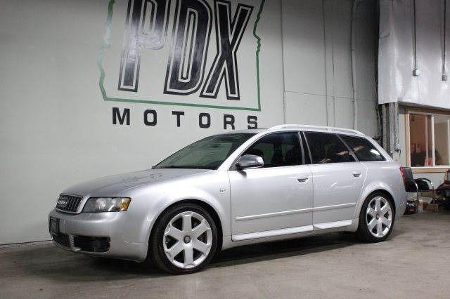 2005 Audi S4 Avant Quattro Awd 4dr Wagon In Portland Or Pdx Motors