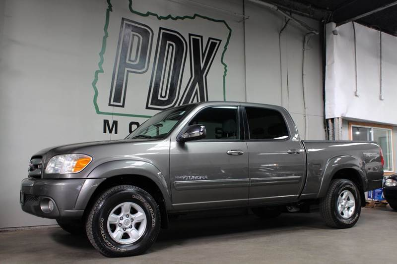 2006 Toyota Tundra SR5 4dr Double Cab 4WD SB (4.7L V8 5A)