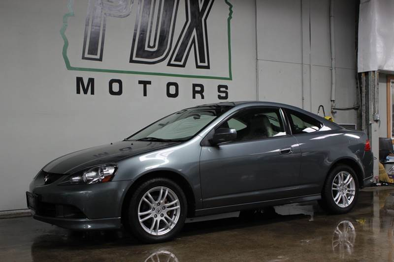 Acura Rsx Base WLeather Dr Hatchback WLeather In Portland OR - 2005 acura rsx base