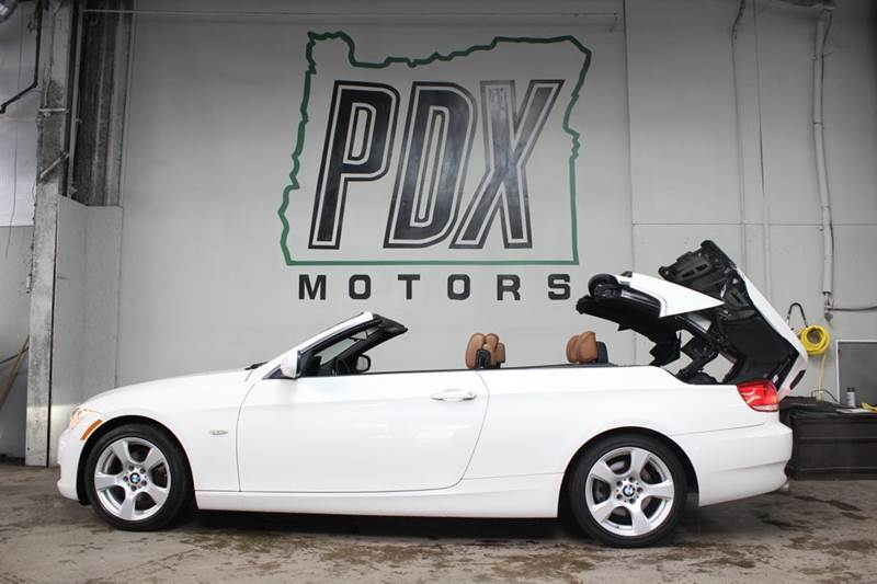 2010 Bmw 3 Series 328i 2dr Convertible SULEV In Portland OR