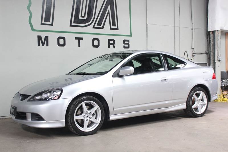 2006 Acura Rsx Type S 2dr Hatchback In Portland Or Pdx
