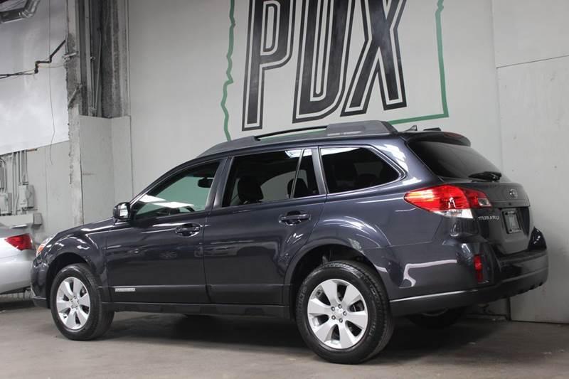 2011 Subaru Outback 25i Limited Awd 4dr Wagon In Portland Or Pdx