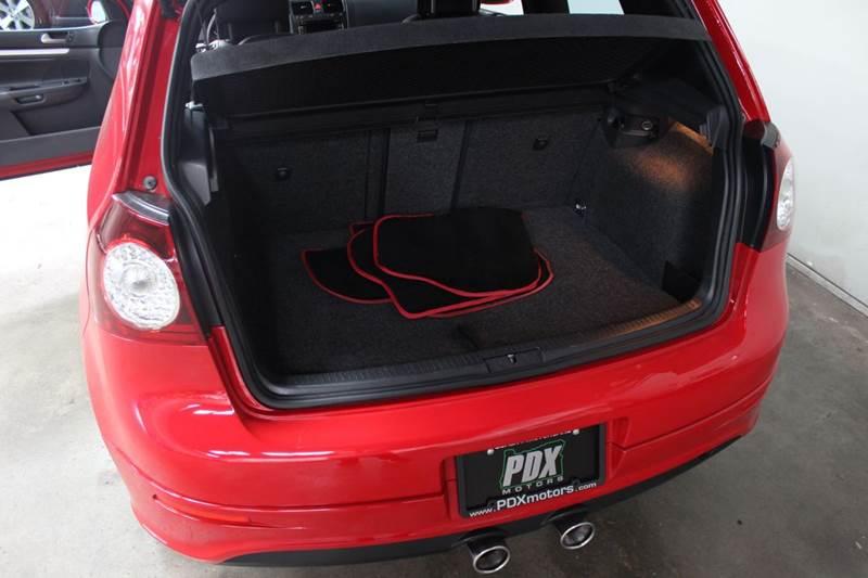 2008 Volkswagen R32 AWD 2dr Hatchback In Portland OR - PDX