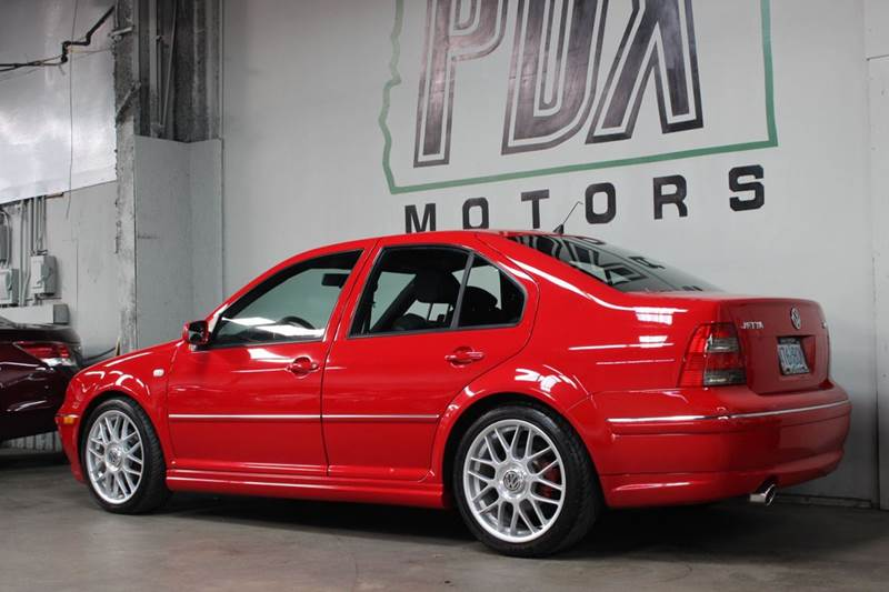 volkswagen jetta gli  dr turbo sedan  portland  pdx motors