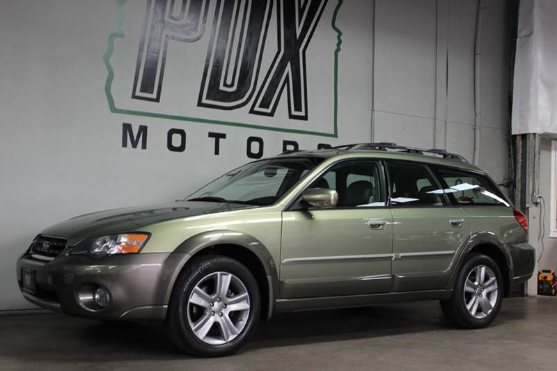 Used 2005 subaru outback 2. 5i limited wagon review & ratings | edmunds.