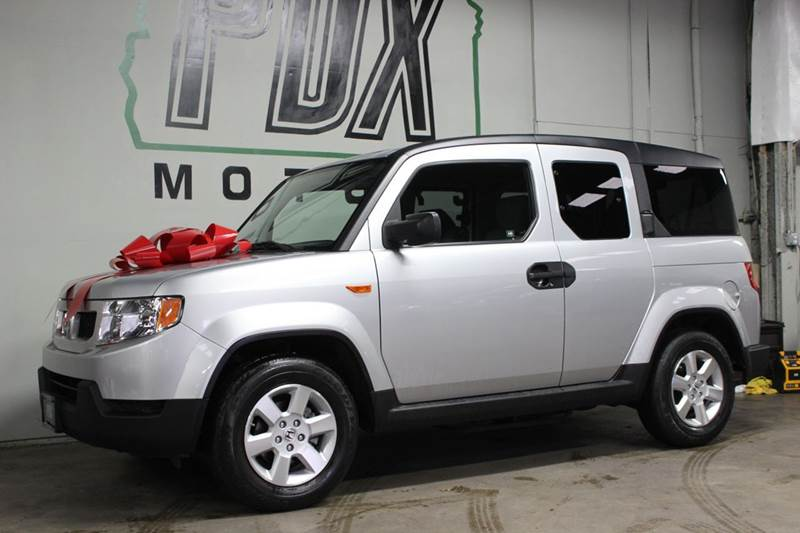 2011 Honda Element EX AWD 4dr SUV In Portland OR - PDX Motors