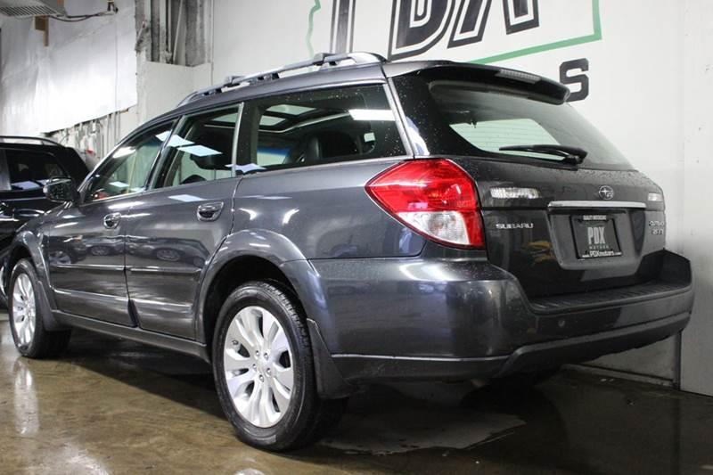2008 Subaru Outback XT Limited turbo AWD 4dr Wagon 5A w/VDC