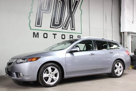 2011 Acura TSX Sport Wagon for sale in Portland, OR