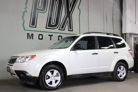 2010 Subaru Forester for sale in Portland, OR