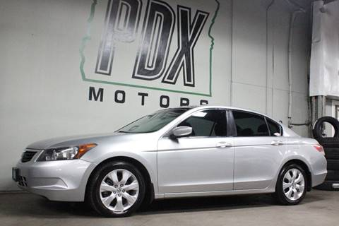 2008 Honda Accord for sale in Portland, OR