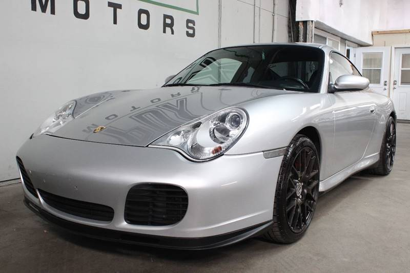 2004 Porsche 911 Awd Carrera 4s 2dr Coupe In Portland Or Pdx Motors