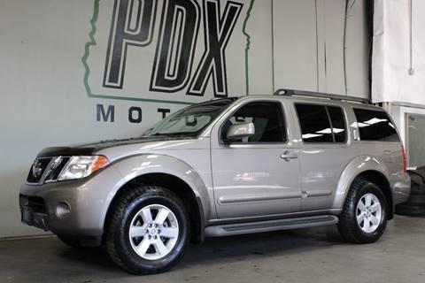 2008 Nissan Pathfinder for sale in Portland, OR