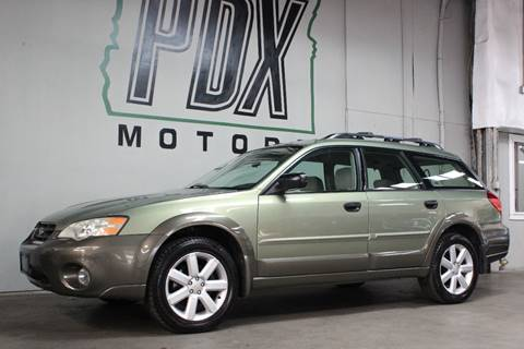 2006 Subaru Outback for sale in Portland, OR