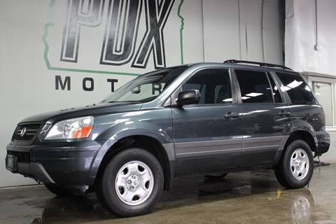 2004 Honda Pilot for sale in Portland, OR