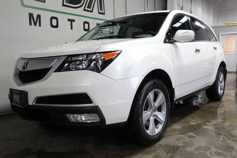 Acura Mdx SHAWD Dr SUV In Portland OR PDX Motors - Portland acura dealers