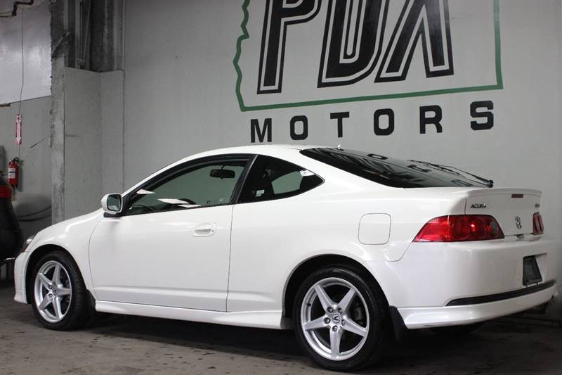 Acura Rsx TypeS Dr Hatchback In Portland OR PDX Motors - 05 acura rsx type s