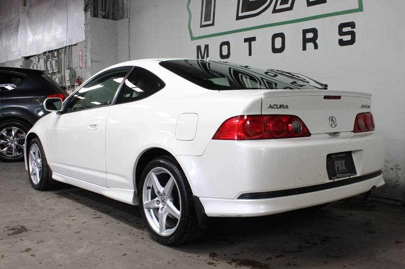 2005 Acura Rsx Type S 2dr Hatchback In Portland Or Pdx