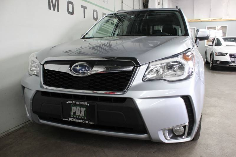 2015 Subaru Forester AWD 2.0XT Touring 4dr Wagon In Portland OR ...