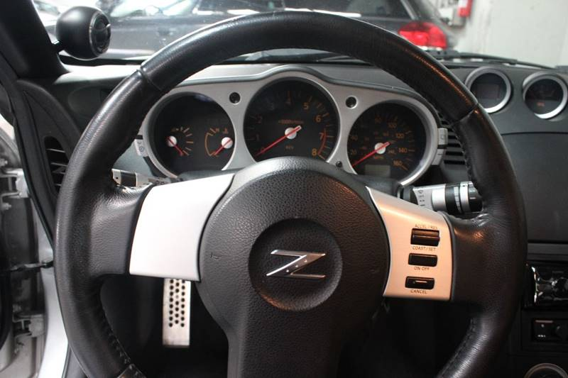 2004 Nissan 350z Enthusiast 2dr Coupe In Portland Or Pdx Motors