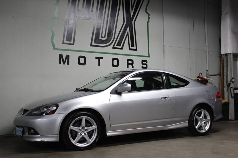 2006 Acura Rsx Type-S 2dr Hatchback In Portland OR - PDX Motors