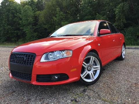 2008 Audi A4 for sale in Akron, OH
